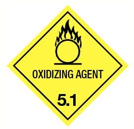 Oxidizing agent (5.1) vinyl 300mm